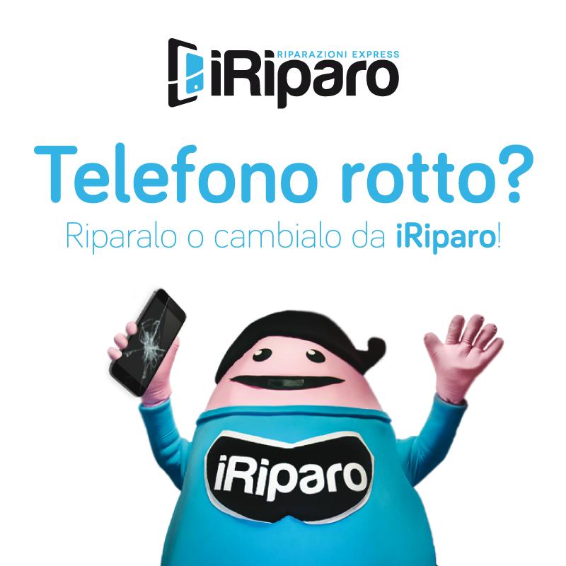 iRiparo Store Milano Ripamonti