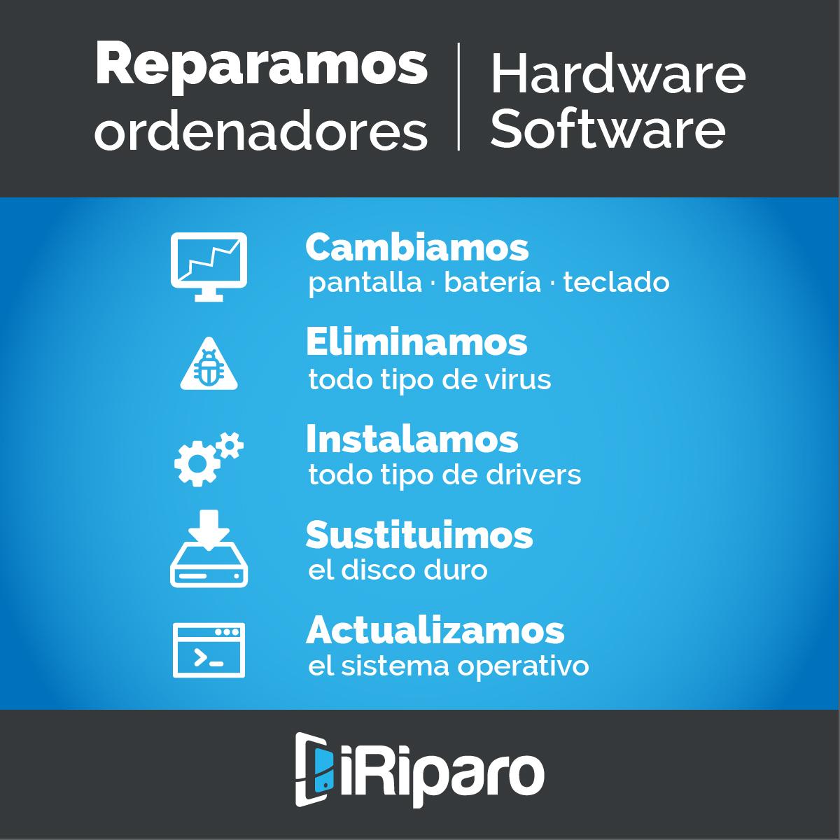 iRiparo Store Alicante Calderón de la Barca